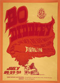 Music Memorabilia:Posters, Bo Diddley/Quicksilver Messenger Service Avalon Ballroom ConcertPoster, FD-18 (Family Dog, 1966). A first-printing example ...(Total: 1 Item)