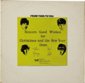 Music Memorabilia:Recordings, Beatles Christmas Album Fan Club LP (Apple - UK 2154, 1970).Same album as the previous two lots, except this was fo... (Total:1 Item)