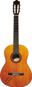 Music Memorabilia:Autographs and Signed Items, Joe Walsh Autographed Yamaha Guitar. A Yamaha C-40A six-stringacoustic guitar, signed on the body by the legendary guitaris...(Total: 1 Item)