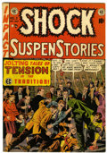 Golden Age (1938-1955):Horror, Shock SuspenStories #2 (EC, 1952) Condition: Apparent GD....