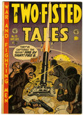 Golden Age (1938-1955):War, Two-Fisted Tales #29 (EC, 1952) Condition: FN/VF....