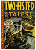 Golden Age (1938-1955):War, Two-Fisted Tales #24 (EC, 1951) Condition: VF-....