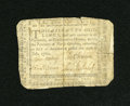 Colonial Notes:North Carolina, North Carolina July 14, 1760 10s Fine, repaired. ...