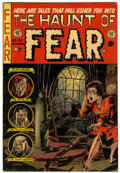 Golden Age (1938-1955):Horror, The Haunt of Fear #22 (EC, 1953) Condition: FN/VF....