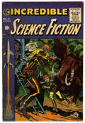Golden Age (1938-1955):Science Fiction, Incredible Science Fiction #31 (EC, 1955) Condition: FN+....