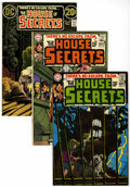 Bronze Age (1970-1979):Horror, House of Secrets Group (DC, 1969-72) Condition: Average VF....(Total: 15 Comic Books)