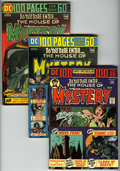Bronze Age (1970-1979):Horror, House of Mystery #224-226, and 228 Group (DC, 1974) Condition:Average VF/NM.... (Total: 4 Comic Books)