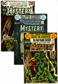 Bronze Age (1970-1979):Horror, House of Mystery Group (DC, 1972-74) Condition: Average VF/NM....(Total: 15 Comic Books)