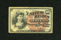 Fractional Currency:Fourth Issue, Fr. 1261 10c Fourth Issue Extremely Fine-About New....