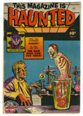 Golden Age (1938-1955):Horror, This Magazine Is Haunted #7 (Fawcett, 1952) Condition: VG+....