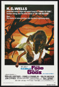 """Movie Posters:Horror, The Food of the Gods (American International, 1976). One Sheet (27"""" X 41""""). Horror...."""