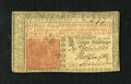 Colonial Notes:New Jersey, New Jersey March 25, 1776 30s Very Fine. This note comes with itsColonial American Coin Club certificate signed by Walter B...