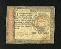 Colonial Notes:Continental Congress Issues, Continental Currency January 14, 1779 $65 Very Fine. The printinghas remained nice over the years while the penmanship show...