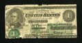 Miscellaneous:Other, Greenback Party Note $1 circa 1880s.. These were designed to looklike a Series 1862 $1 Legal Tender note and they were also...
