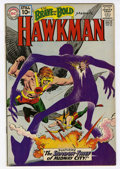 Silver Age (1956-1969):Superhero, The Brave and the Bold #36 Hawkman (DC, 1961) Condition: FN+....