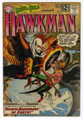 Silver Age (1956-1969):Superhero, The Brave and the Bold #43 Hawkman (DC, 1962) Condition: VG/FN....