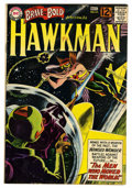 Silver Age (1956-1969):Superhero, The Brave and the Bold #44 Hawkman (DC, 1962) Condition: FN....