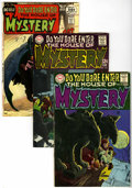 Silver Age (1956-1969):Horror, House of Mystery Group (DC, 1968-81) Condition: Average FN/VF....(Total: 18 Comic Books)
