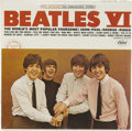 Music Memorabilia:Recordings, Beatles VI Sealed Stereo LP (Capitol 2358, 1968). This is astill sealed copy of an early 1968 Jacksonville pressing... (Total:1 Item)