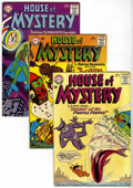 Silver Age (1956-1969):Horror, House of Mystery Group (DC, 1964-65) Condition: Average VF....(Total: 7 Comic Books)