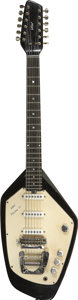 Musical Instruments:Electric Guitars, Vox Phantom XII Vintage Italian-Made 12-String Electric Guitar. Produced from 1964-1967, the Phantom VII was a personal favo... (Total: 1 Item)