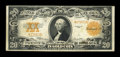 Large Size:Gold Certificates, Fr. 1187 $20 1922 Gold Certificate Star Note Very Fine....