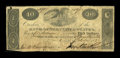 Obsoletes By State:North Carolina, Fayetteville, NC- Bank of the United States $10 Oct. 1, 1827 G300. ...