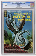 Silver Age (1956-1969):Adventure, Voyage to the Bottom of the Sea #12 File Copy (Gold Key, 1968) CGC NM+ 9.6 Off-white pages....