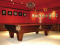 Movie/TV Memorabilia:Props, Beverly Hills CENSORED Club Pool Table. This elegant pool table wasa fixture in the Club's billiards room for decades, wher... (Total:1 Item)