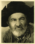"Movie/TV Memorabilia:Autographs and Signed Items, Gabby Hayes Vintage Signed Photo. A b&w 8"" x 10"" promo still ofHayes in his signature Western garb, inscribed ""To Walt, Bes...(Total: 1 Item)"