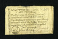 Colonial Notes:North Carolina, North Carolina December, 1771 2s/6d Extremely Fine....