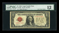 Small Size:Legal Tender Notes, Fr. 1500* $1 1928 Legal Tender Note. PMG Fine 12.. ...