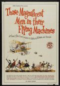 "Movie Posters:Adventure, Those Magnificent Men in Their Flying Machines (20th Century Fox,1965). Australian One Sheet (27"" X 40""). Adventure...."