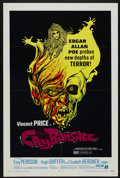 """Movie Posters:Horror, Cry of the Banshee (American International, 1970). One Sheet (27"""" X 41""""). Horror...."""