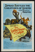 "Movie Posters:Fantasy, The Golden Voyage of Sinbad (Columbia, 1973). One Sheet (27"" X 41"")Style A. Fantasy...."
