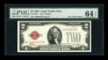 Small Size:Legal Tender Notes, Fr. 1501* $2 1928 Legal Tender Note. PMG Choice Uncirculated 64 EPQ.. ...