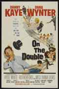 "Movie Posters:Comedy, On the Double (Paramount, 1961). One Sheet (27"" X 41""). Comedy...."