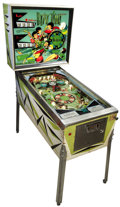 Music Memorabilia:Memorabilia, Beatles Pinball Machine (Williams, 1966). Here's something unique and fun for your game room, especially if you're a Fab Fou... (Total: 1 Item)