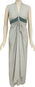 "Movie/TV Memorabilia:Costumes, Judith Anderson The Ten Commandments Screen-Worn Costume.Tagged ""The Greatest Event in Motion Picture History,""... (Total: 1Item)"