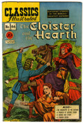 Golden Age (1938-1955):Classics Illustrated, Classics Illustrated #66 The Cloister and the Hearth - FirstEdition (Gilberton, 1949) Condition: VG+....