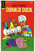 Bronze Age (1970-1979):Cartoon Character, Donald Duck #154 (Gold Key, 1974) Condition: VF/NM....