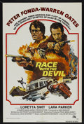 "Movie Posters:Horror, Race with the Devil (20th Century Fox, 1975). One Sheet (27"" X 41"") Style A. Horror...."