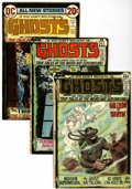 Bronze Age (1970-1979):Horror, Ghosts Group (DC, 1971-73) Condition: Average VF unless otherwisenoted.... (Total: 14 Comic Books)