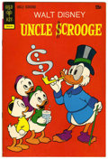 Bronze Age (1970-1979):Cartoon Character, Uncle Scrooge #103 (Gold Key, 1973) Condition: VF+....
