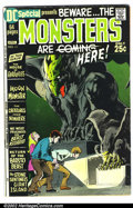 Bronze Age (1970-1979):Horror, DC Special #11 (DC, 1971). Condition: FN-....