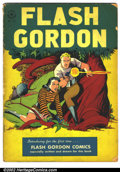 Golden Age (1938-1955):Science Fiction, Flash Gordon #173 (Dell, 1947). Condition: GD....