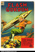 Golden Age (1938-1955):Science Fiction, Flash Gordon #204 (Dell, 1948). Condition: FR....