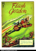 Golden Age (1938-1955):Science Fiction, Flash Gordon #247 (Dell, 1949). Condition: FN....