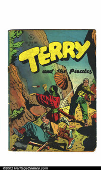 Four Color Comics #101 Terry and the Pirates (Dell, 1938). Condition: GD-. Water damage