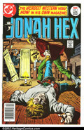 Bronze Age (1970-1979):Western, Jonah Hex #1 (DC, 1977). Condition: NM-....